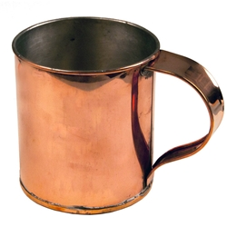 Tin Lined Copper Mug - 32oz