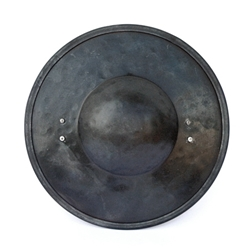 Buckler Shield - Hand Hammered